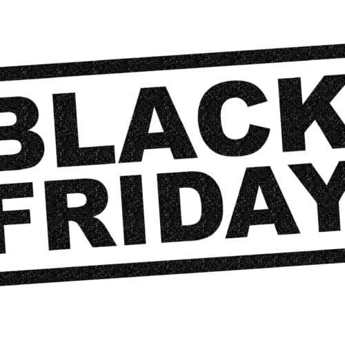 Caza nuestras ofertas para el Black Friday
