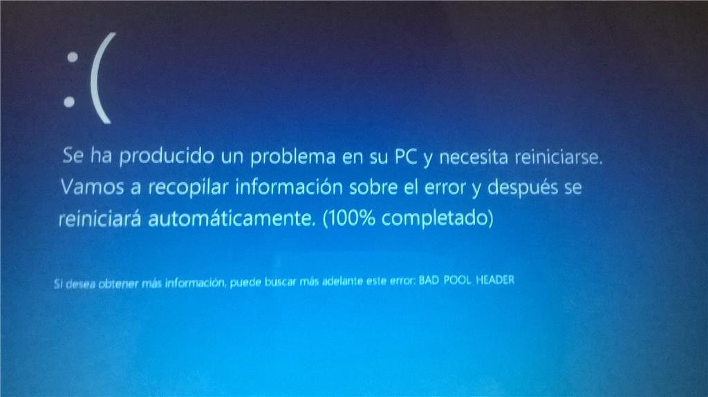 virus de la pantalla azul
