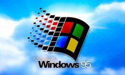 El retorno del Windows 95