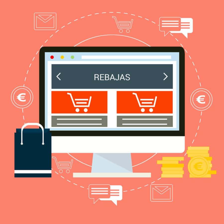 El comercio electrónico aumenta sus ventas