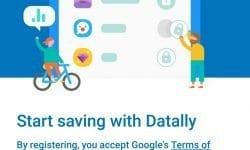 Ahorra datos con Google Datally