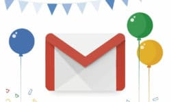 15 aniversario de Gmail