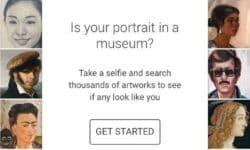 Conoce tu doble gracias a Google Art Selfie