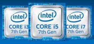 7ª generación de Intel