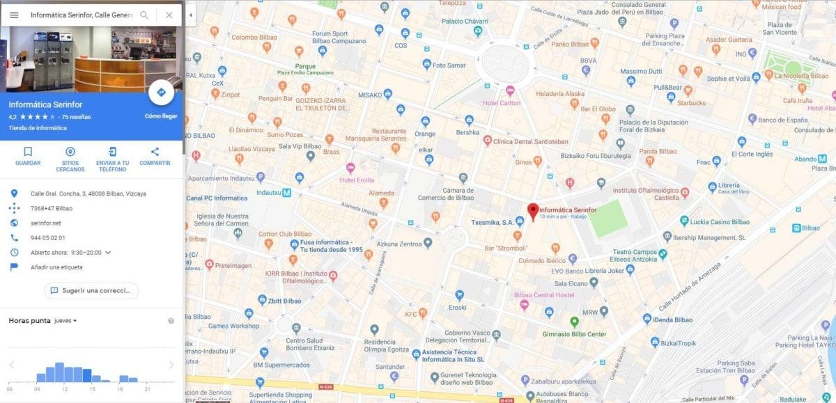 Alertan de estafa en Google Maps