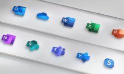 Microsoft rediseña sus iconos para Office 2019