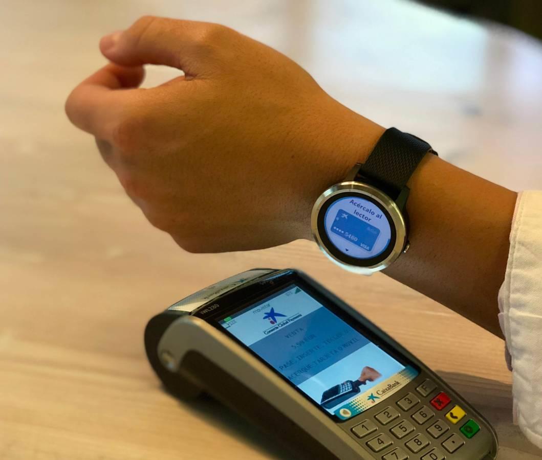 pagar a través del reloj, novedad en el Mobile World Congress