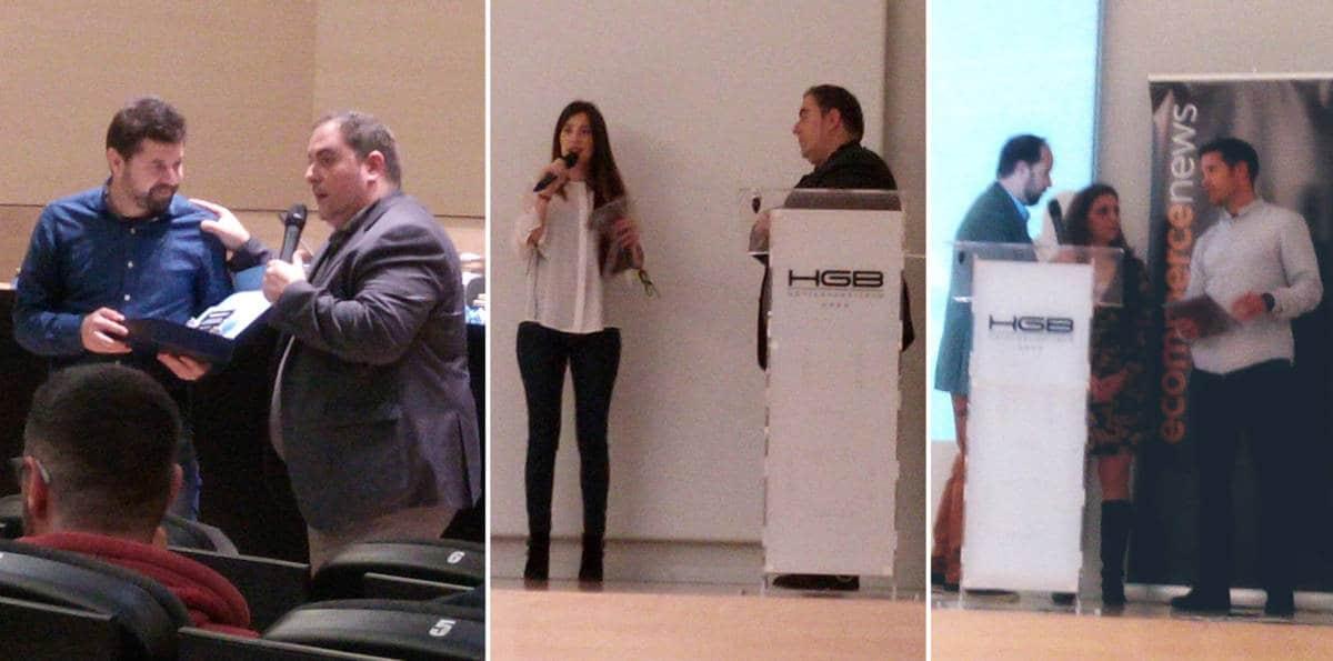 Otorgados los premios a la mejor tienda online del País Vasco