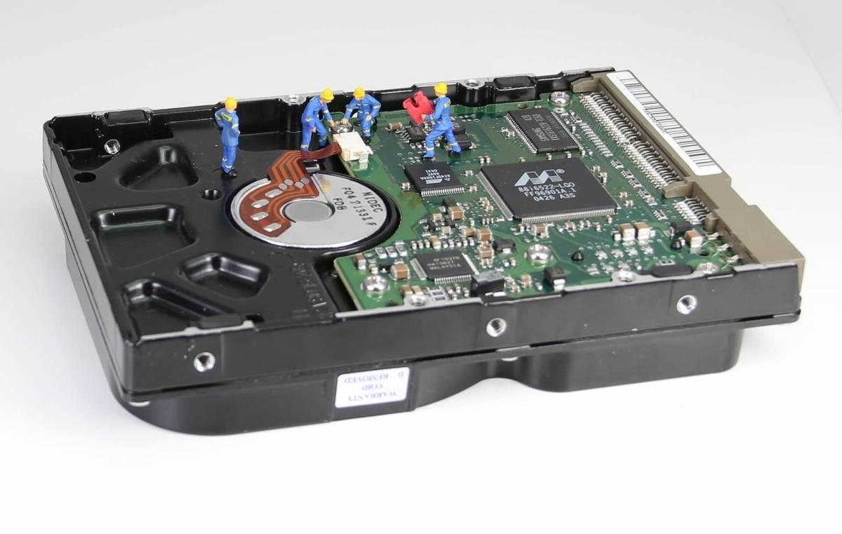 Recuperar los datos de tu disco duro es posible con Serinfor