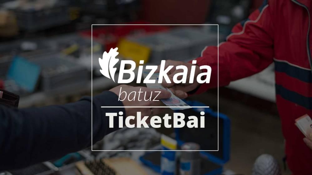 Actualización de información sobre TicketBAI y Batuz, Bilbao, Bizkaia.
