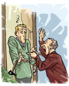 Qué hacer si un vecino se opone a poner fibra