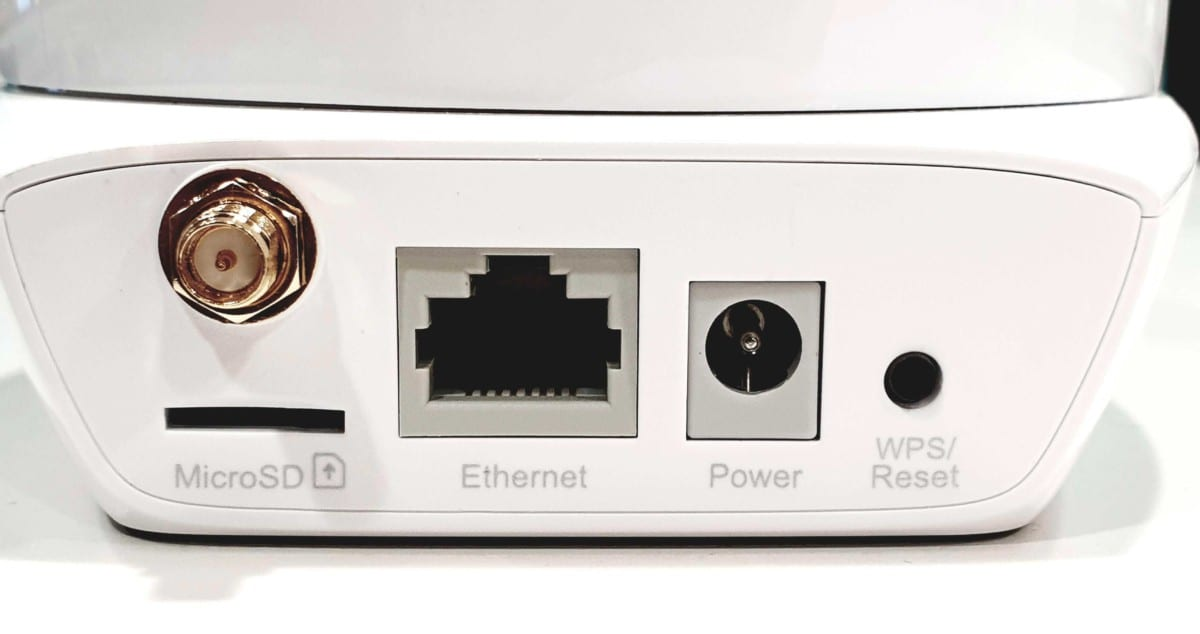 Características y ventajas de la videocámara de vigilancia TP-Link NC450