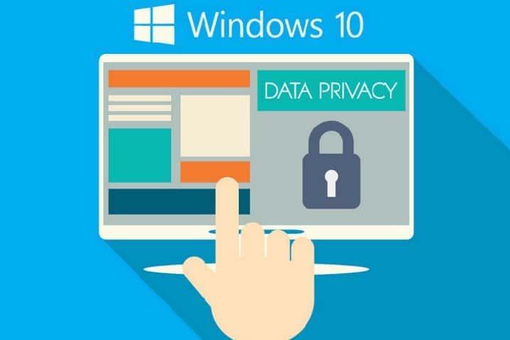 acceso de windows 10
