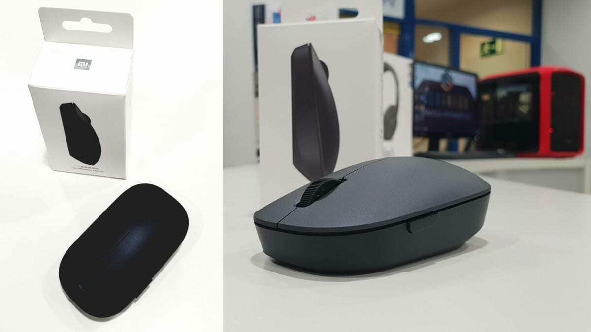 8 razones para comprar un ratón óptico Mi Wireless Xiaomi